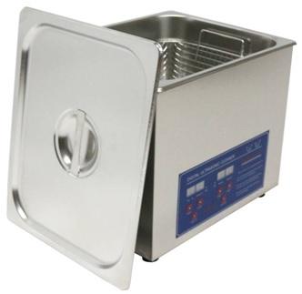 Lavador ultrasónico x 10 L, con calefacción. Marca Numak, modelo LUZ-40A