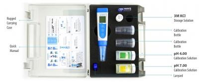 Medidor de pH (pHmetro) de bolsillo (portátil). Marca Apera, modelo PH60 Premium