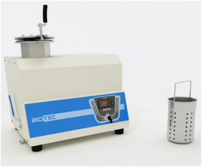 Analizador de Fibra semiautomático. Marca BIOTEC, modelo Biofibra