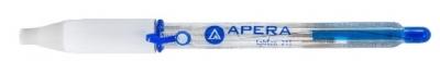 Electrodo de pH para soluciones regulares acuosas compatible con tampón TRIS de combinación de vidrio LabSen®211 , conector BNC.Apera