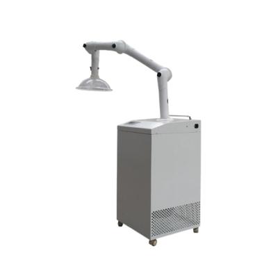 Brazo extractor portatil de gases marca Dauerhaft, modelo MFE-I
