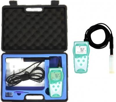 Oxímetro - Medidor óptico de oxígeno disuelto, portátil. Marca Apera modelo DO850.