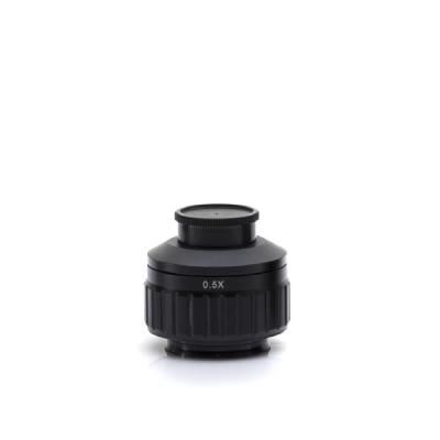 Adaptador rosca tipo C con regulacion de foco 0.5x modelo M-620.1, marca Optika