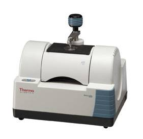 Espectrofotómetro FT-IR. Marca Thermo Scientific, modelo Nicolet iS5