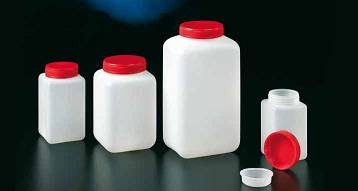 Frasco rectangulares de 1000 ml. Marca Deltalab, modelo 292821