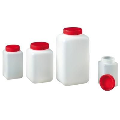 Frasco rectangulares de 1000 ml. Marca Deltalab, modelo 292821