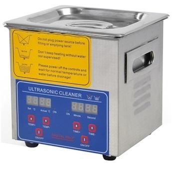 Lavador ultrasónico x 2 L, con calefacción. Marca Numak, modelo LUZ-10A