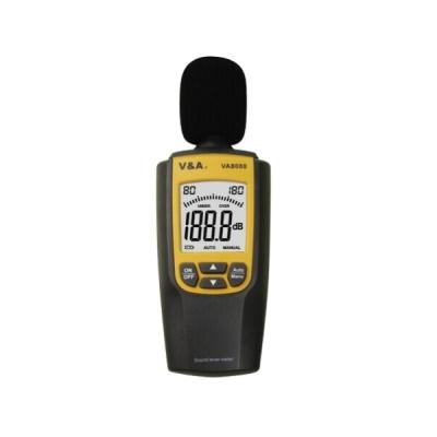 Sonómetro - Decibelímetro. Marca: V&A, modelo VA8080